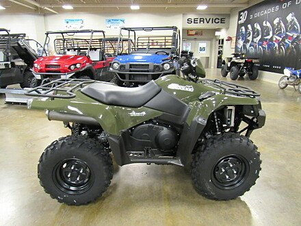 2018 suzuki KingQuad 500 for sale 200596040