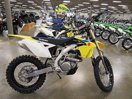 2018 suzuki RMX450Z for sale 200595965
