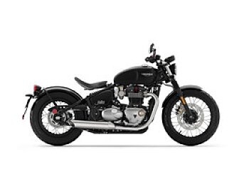2018 triumph Bonneville 1200 Bobber for sale 200503341