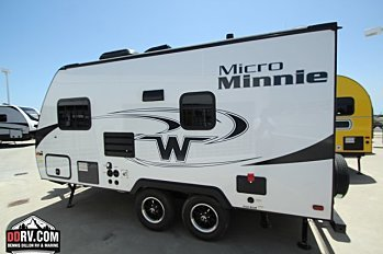 2018 winnebago Minnie for sale 300139561