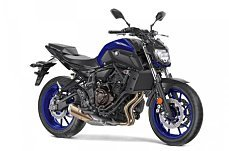 2018 yamaha MT-07 for sale 200584345