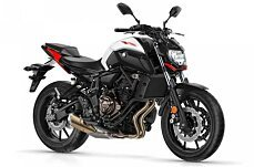 2018 yamaha MT-07 for sale 200600040