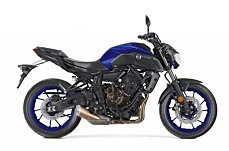 2018 yamaha MT-07 for sale 200619062