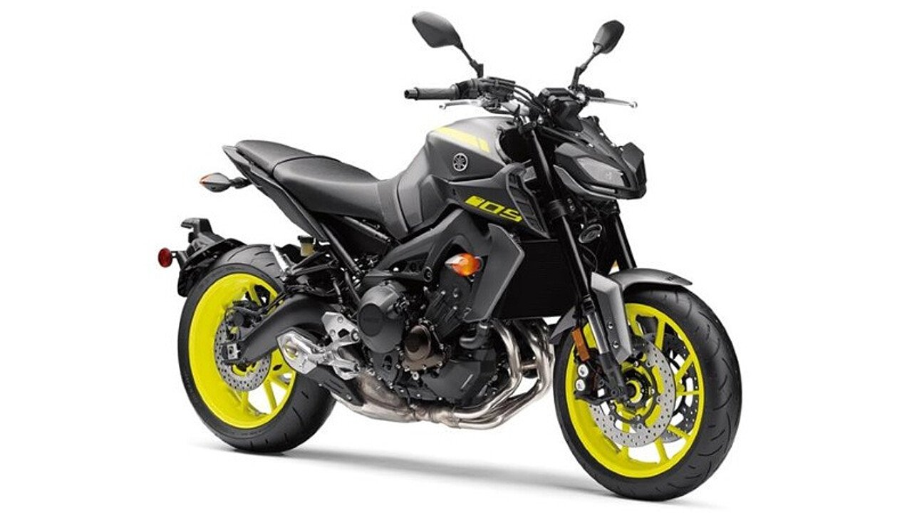 2018 yamaha MT-09 for sale 200565215