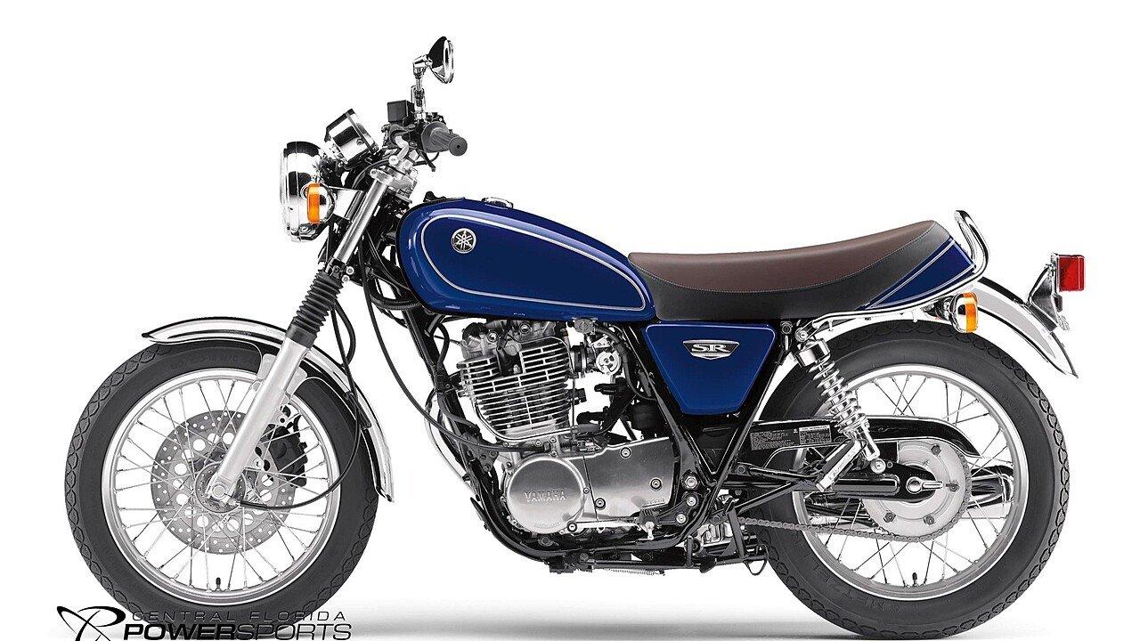 2018 yamaha sr400 for sale near kissimmee florida 34744 motorcycles on autotrader. Black Bedroom Furniture Sets. Home Design Ideas