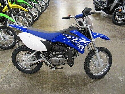 2018 yamaha TT-R110E for sale 200596026