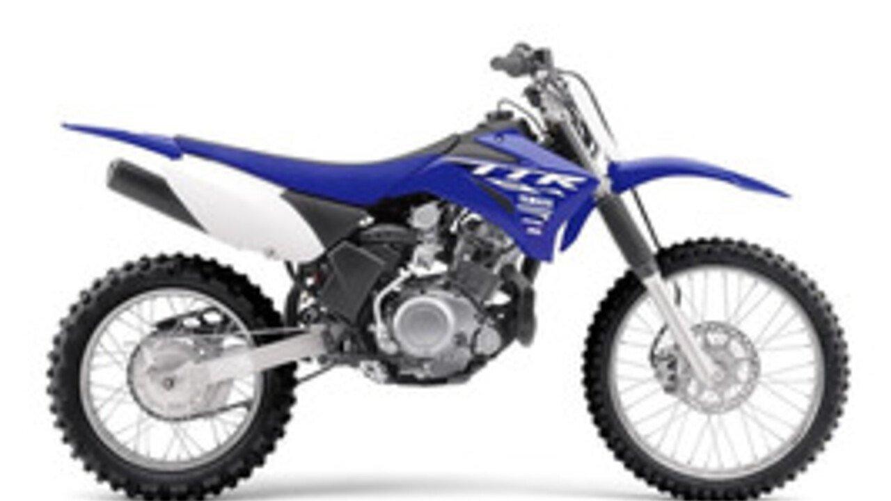 2018 yamaha TT-R125LE for sale 200523856