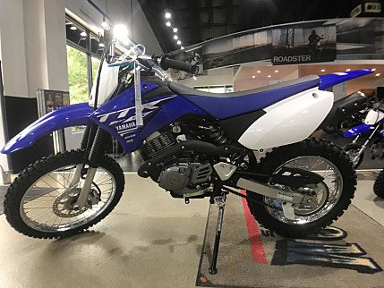 2018 yamaha TT-R125LE for sale 200548040