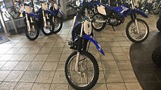 2018 yamaha TT-R125LE for sale 200601470