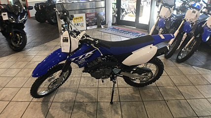 2018 yamaha TT-R125LE for sale 200601471