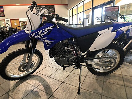 2018 yamaha TT-R230 for sale 200534488