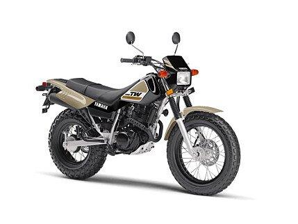 2018 yamaha TW200 for sale 200468049