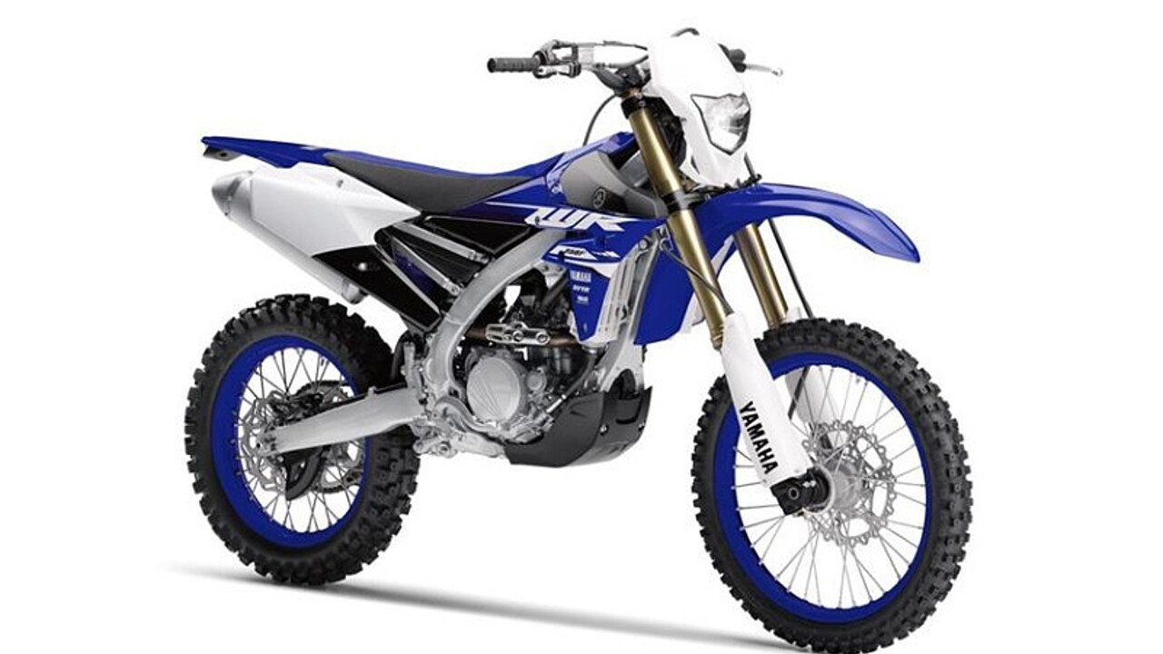 2018 yamaha WR250F for sale 200476654