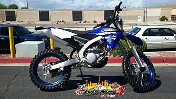 2018 yamaha WR250F for sale 200492462