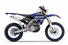 2018 yamaha WR450F for sale 200490527