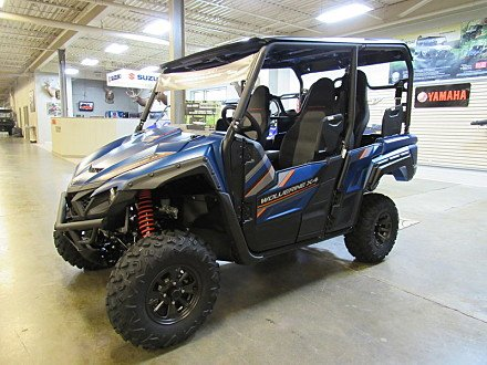 2018 yamaha Wolverine 850 for sale 200602070