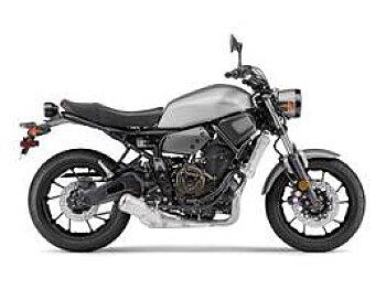 2018 yamaha XSR700 for sale 200633113