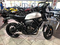 2018 yamaha XSR700 for sale 200518011