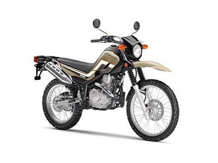 2018 yamaha XT250 for sale 200505887