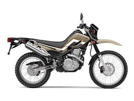2018 yamaha XT250 for sale 200505907