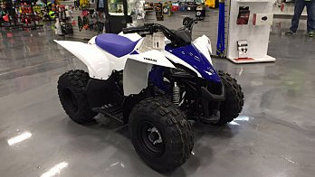 2018 yamaha YFZ50 for sale 200534872