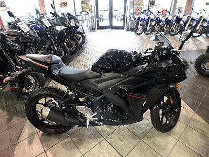 2018 yamaha YZF-R3 for sale 200610986