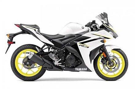 2018 yamaha YZF-R3 for sale 200616049
