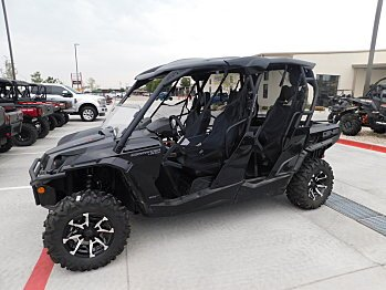 2019 Can-Am Commander MAX 1000R for sale 200605613