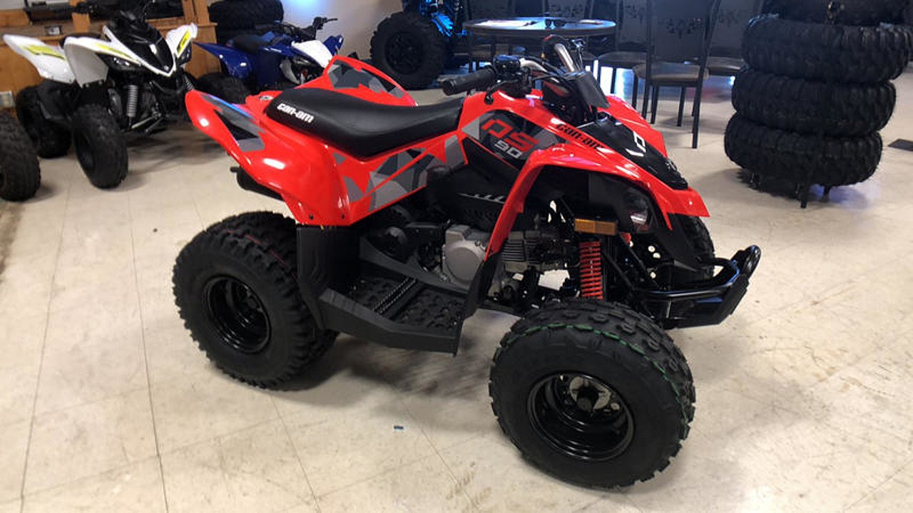 2019 Can-Am DS 90 for sale 200620836