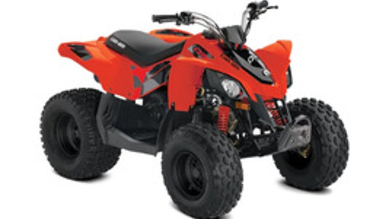 2019 Can-Am DS 90 for sale 200620841