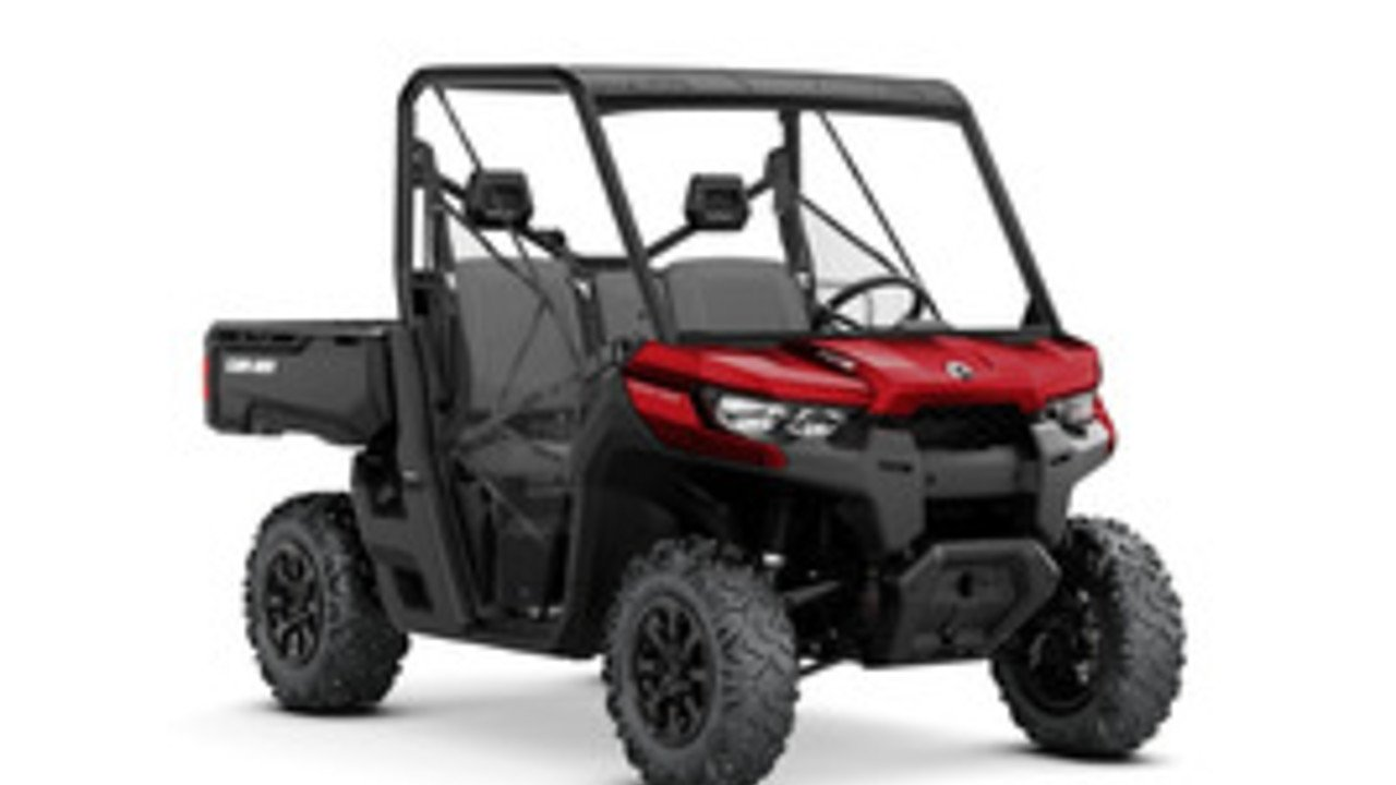 2019 Can-Am Defender for sale 200609137