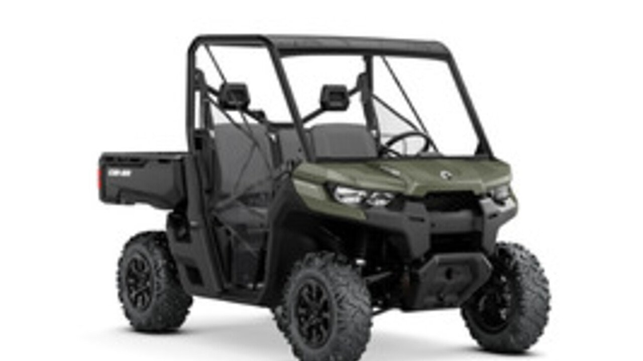 2019 Can-Am Defender for sale 200609411