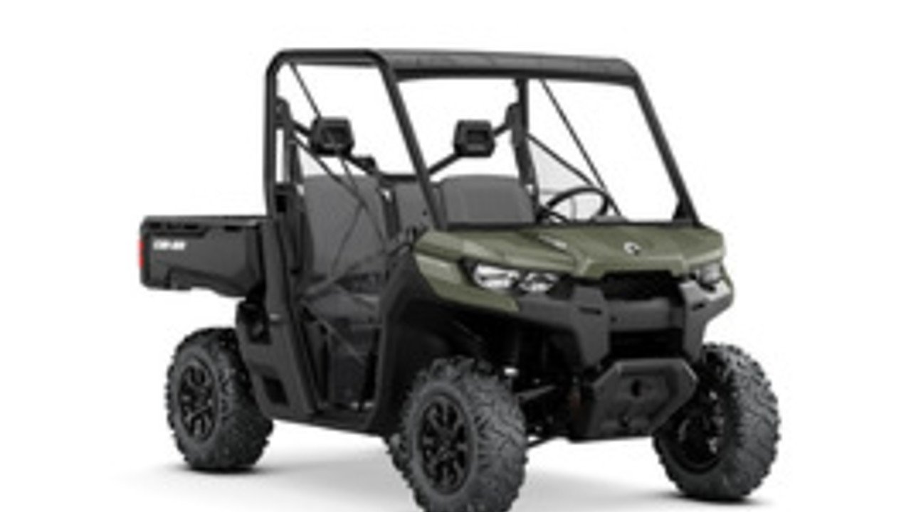 2019 Can-Am Defender for sale 200609412