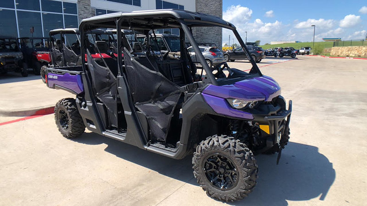 2019 Can-Am Defender MAX DPS HD10 for sale 200609777