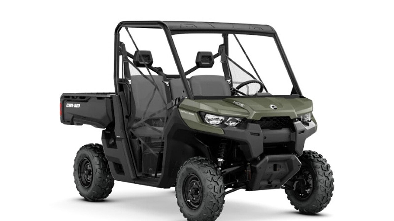 2019 Can-Am Defender for sale 200610743