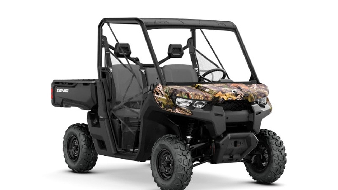 2019 Can-Am Defender for sale 200610744