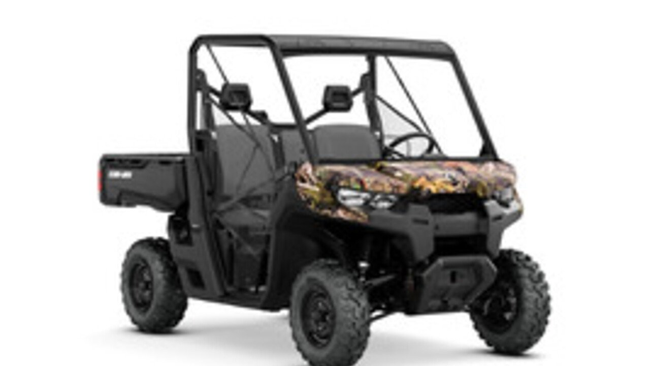 2019 Can-Am Defender for sale 200610765