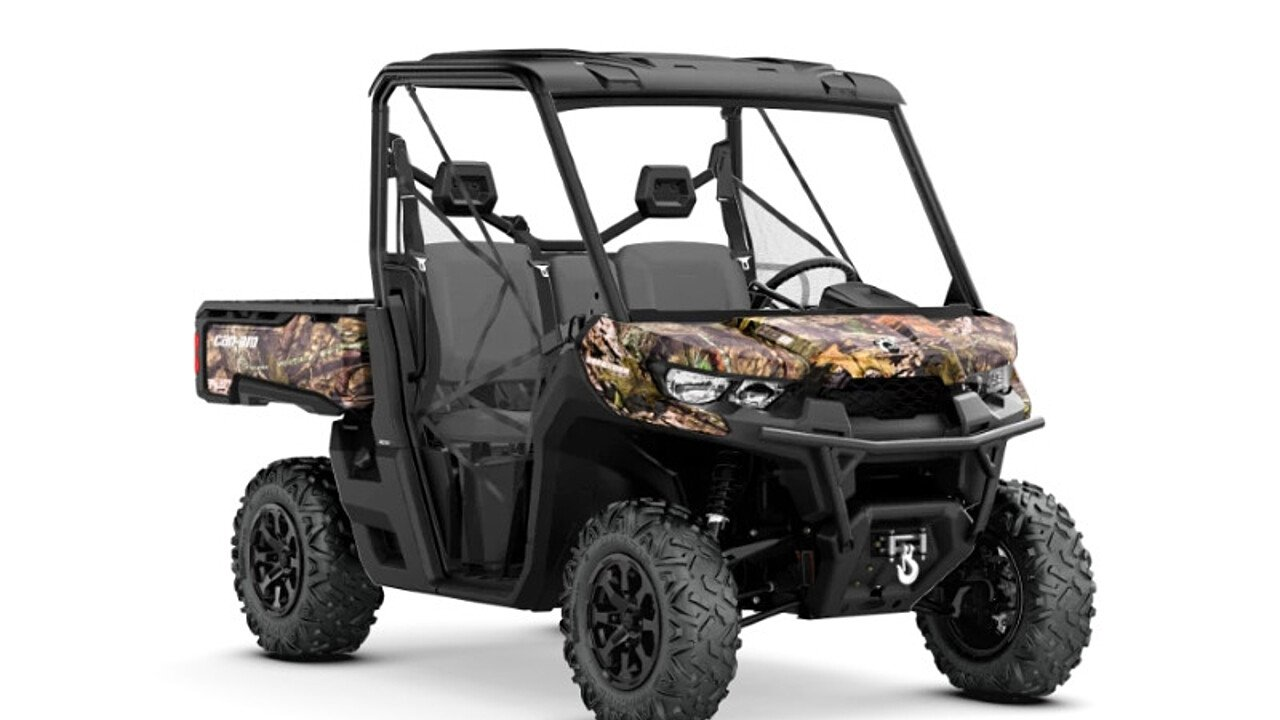 2019 Can-Am Defender for sale 200611333