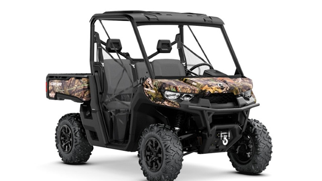 2019 Can-Am Defender for sale 200611338