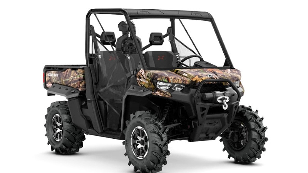 2019 Can-Am Defender for sale 200611343