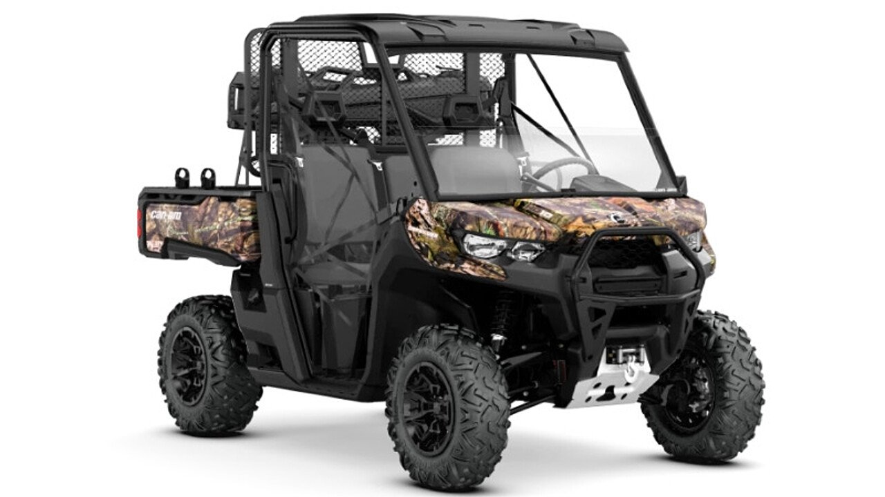 2019 Can-Am Defender for sale 200611344