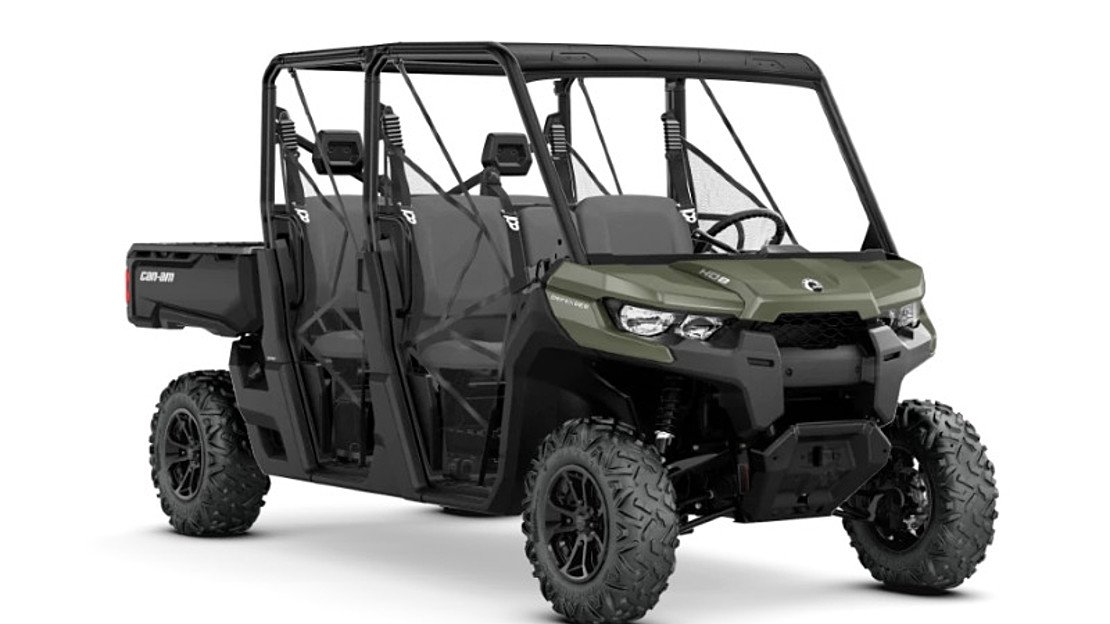 2019 Can-Am Defender for sale 200611345