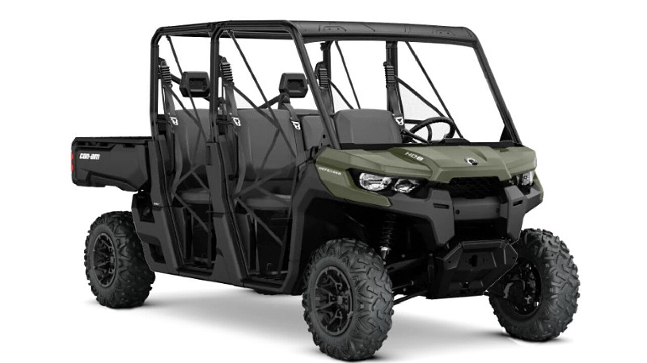 2019 Can-Am Defender for sale 200611346