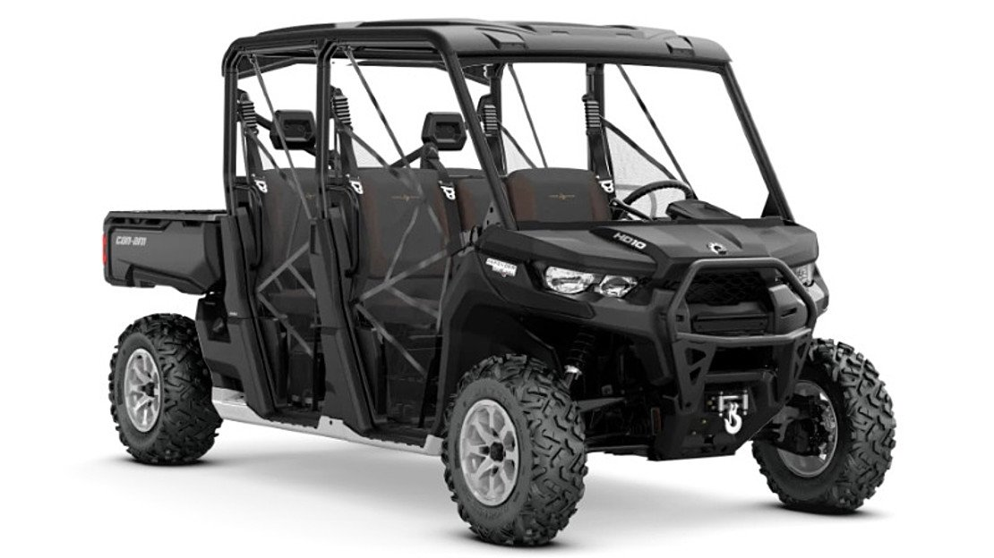 2019 Can-Am Defender for sale 200611356