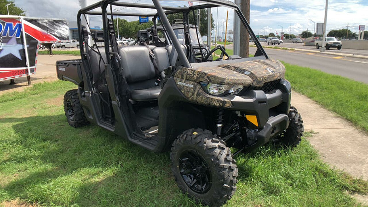 2019 Can-Am Defender for sale 200623246