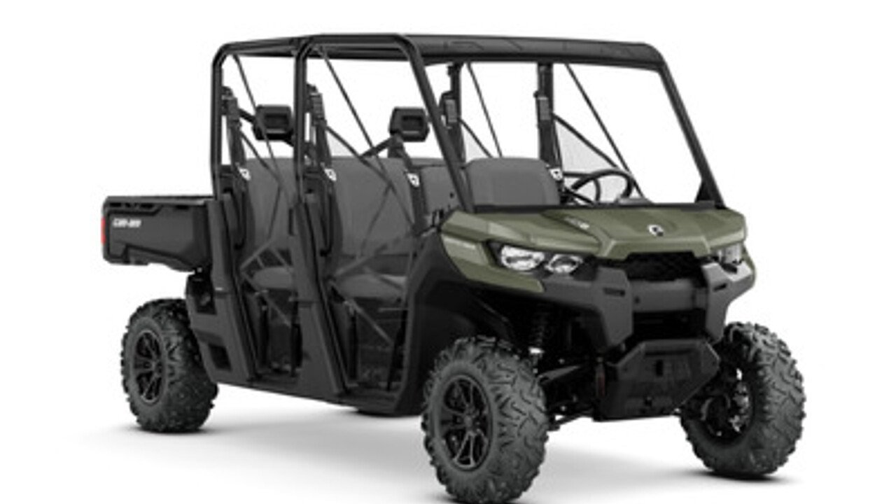 2019 Can-Am Defender for sale 200625289