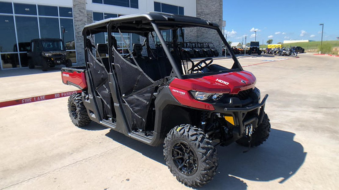 2019 Can-Am Defender MAX DPS HD10 for sale 200628187