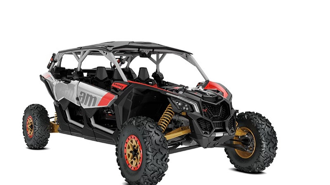 2019 Can-Am Maverick MAX 1000R for sale 200611401
