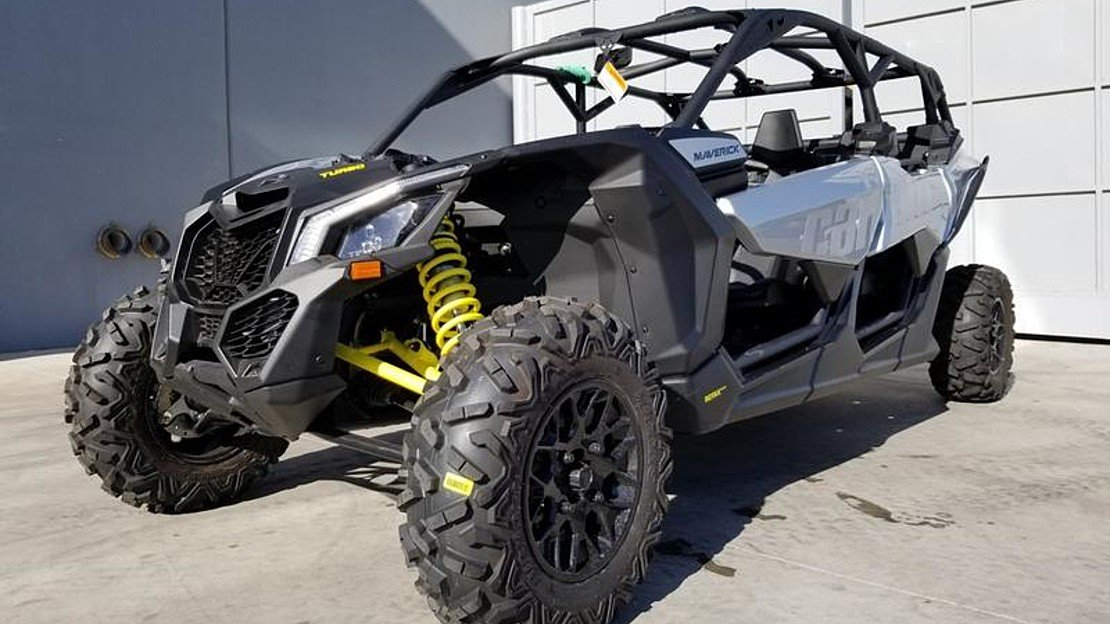 2019 Can-Am Maverick MAX 900 X3 Turbo for sale 200627444