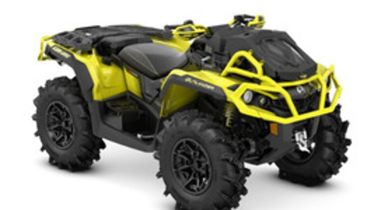 2019 Can-Am Outlander 1000R X mr for sale 200622390
